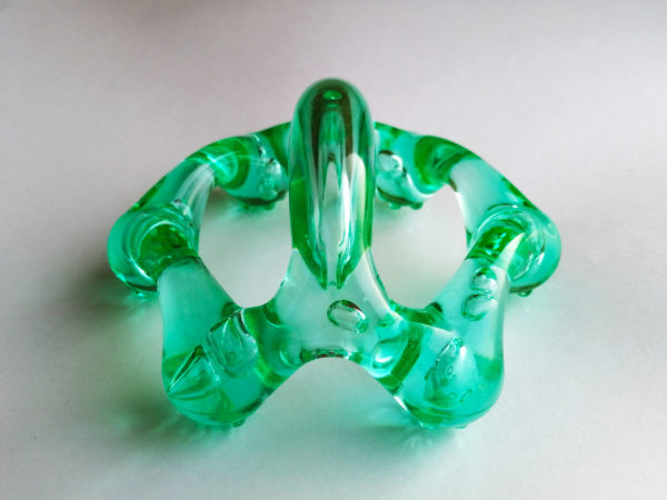 массажёр лапонька 6 зелёный