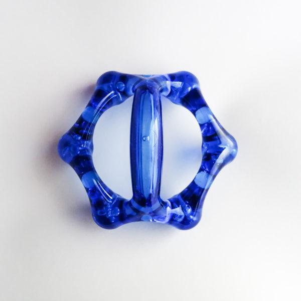 массажер лапонька 6 синий