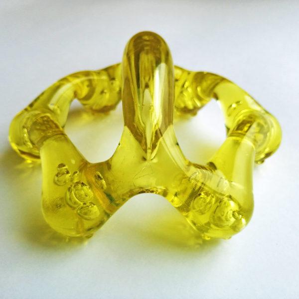 массажер «Лапонька 6» (желтый)